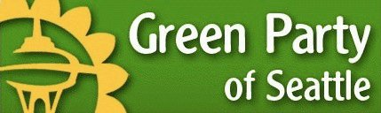 green party of seattle logo