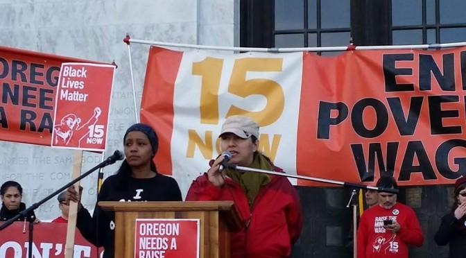 Portland Rally